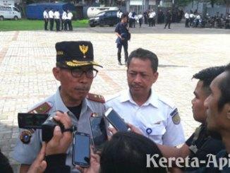 Sapto Hartoyo, Manager Humas PT KAI Divre Sumut - medanbicara.com