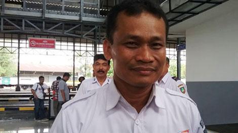 Eko Budiyanto, Manajer Humas PT KAI Daerah Operasi 6 Yogyakarta - www.solotrust.com