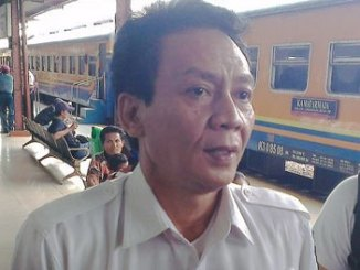 Agus Komaruddin, Kepala Humas PT Kereta Api Indonesia (KAI) - wartakota.tribunnews.com