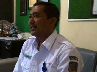 Gatut Sutiyatmoko, Manajer Humas PT KAI Daop 8 Surabaya - www.beritametro.news