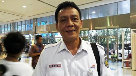 Agus Komarudin, Kepala Humas PT KAI - www.grid.id