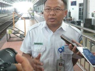 Suprapto, Humas PT KAI Daop 4 Semarang - zonapasar.com