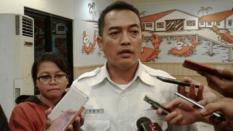 Edy Kuswoyo, Manager Humas PT KAI Daop 1 Jakarta - pontas.id