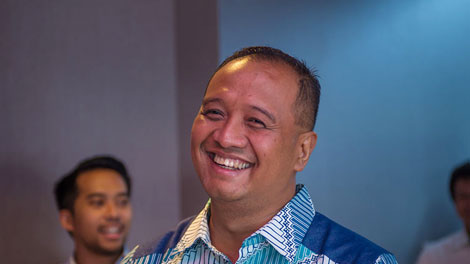 Agung Wicaksono, Direktur Operasi dan Pemeliharaan PT MRT Jakarta - www.jakartamrt.co.id