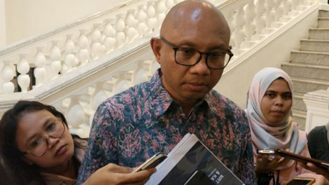 William Sabandar, Direktur Utama MRT Jakarta - megapolitan.kompas.com
