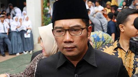 Ridwan Kamil, Gubernur Jawa Barat - today.line.me