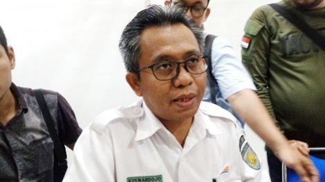 Kuswardoyo, Manajer Humas PT KAI Daop 3 Cirebon - jabar.tribunnews.com