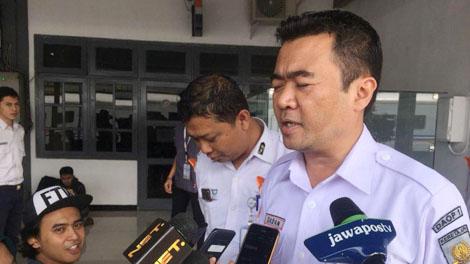 Dadan Rusdiansyah, Executive Vice President KAI Daop 1 Jakarta - wap.mi.baca.co.id