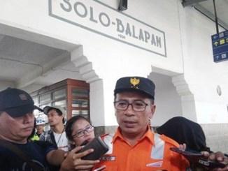 Eko Purwanto, Kepala PT KAI Daop 6 Yogyakarta - solo.tribunnews.com