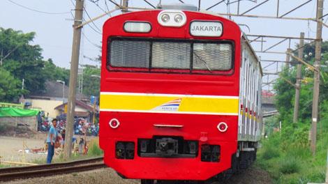 Kereta Rel Listrik (Commuter Line) - jeniskrl.weebly.com
