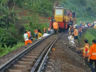 Jalur Kereta Api Jawa Barat (jabar) selatan