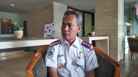 Suranto, Kepala Balai Perkeretaapian Wilayah Sumbar - www.gatra.com