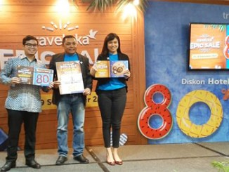 Traveloka Epic Sale Press Conference