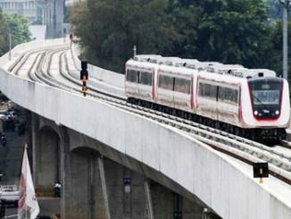 Light Rail Transit Jakarta - ekonomi.bisnis.com