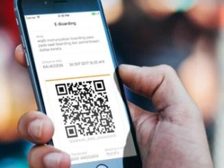 pembelian tiket KA di aplikasi KAI Access dengan QRIS (Quick Response Code Indonesian Standard) - kai.id