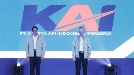Logo PT KAI - www.tribunnewswiki.com