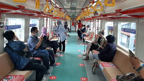 KRL Yogyakarta-Solo Tambah Perjalanan