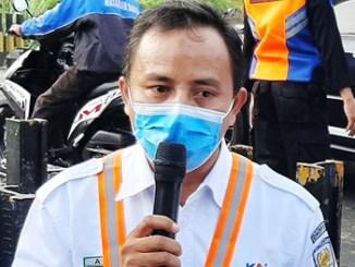 Ayep Hanapi, Manajer Humas PT KAI DAOP 5 Purwokerto - jateng.antaranews.com