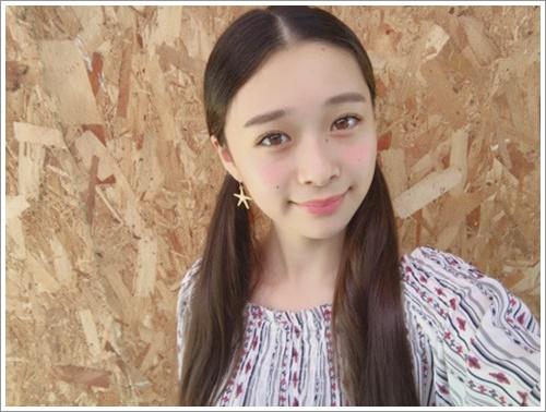 田鍋梨々花 髪型