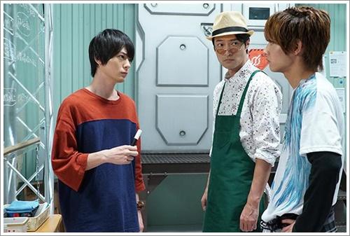 仮面ライダービルド 第9話 ネタバレ