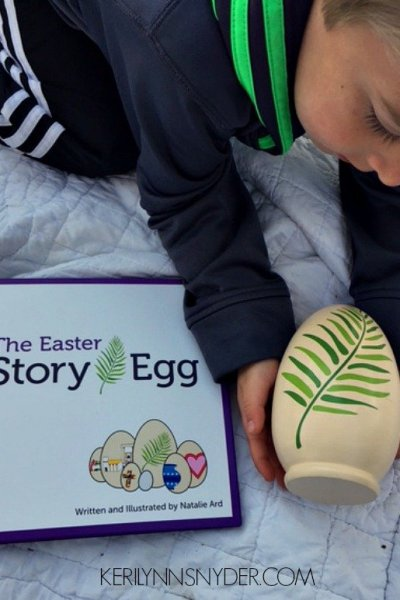 My Favorite Tool for Teaching Kids About Easter