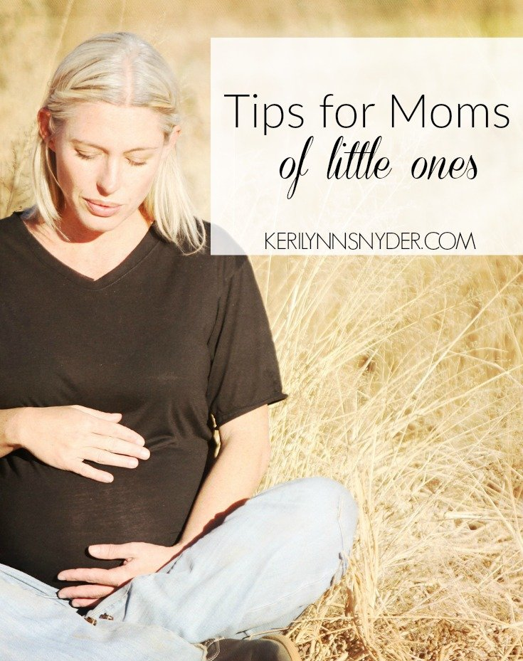 The best tips for moms of little ones