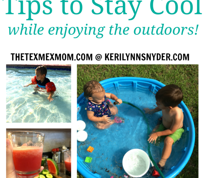 Tips to stay cool even while enjoying the outdoors