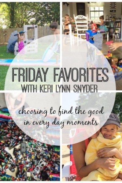 Friday Favorites: Fall Love