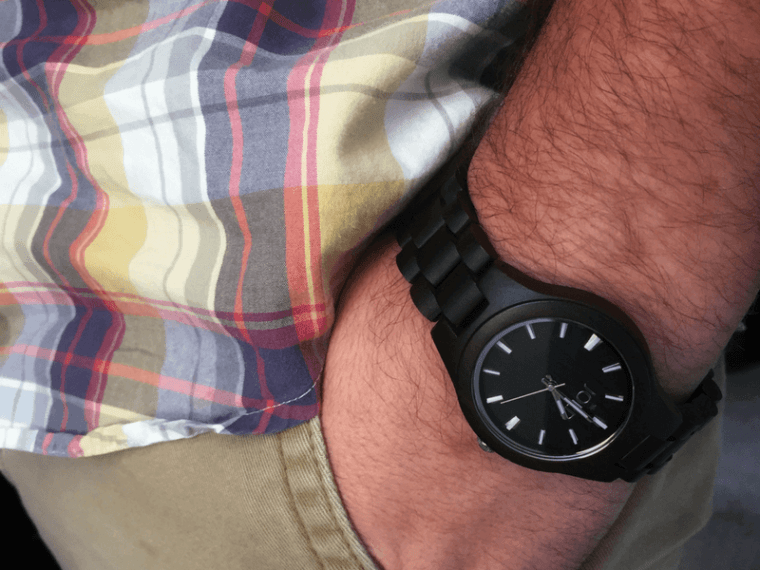 JORD wood watches, gift guide for dads