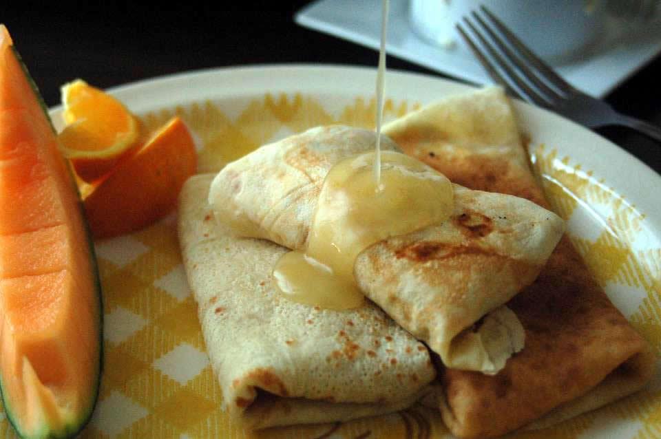 Pancake Week 2012