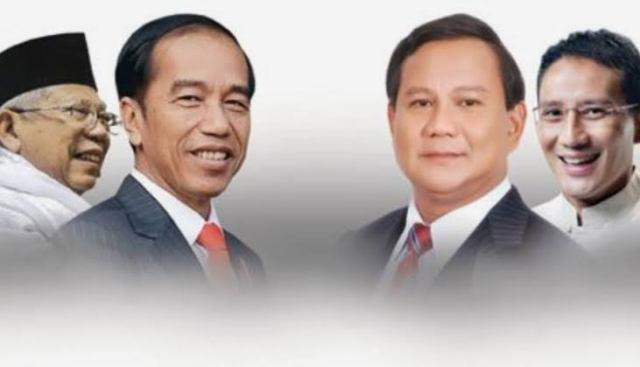 Photo of Rekapitulasi Suara Pilpres Usai, Jokowi 55,41 Prabowo 44,59 Persen
