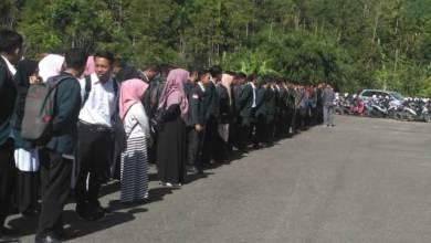 Photo of Rektor IAIN Kerinci Lepas 400 Mahasiswa Kukerta