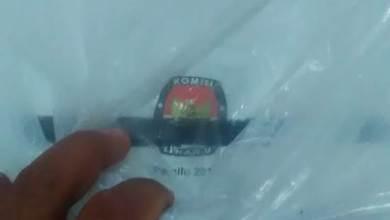 Photo of Ini Penampakan Segel Kotak Suara di Gunung Raya Kerinci yang Rusak