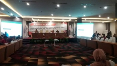 Photo of Pleno KPU Provinsi Jambi Selesai, Ini Nama 55 Caleg Lolos