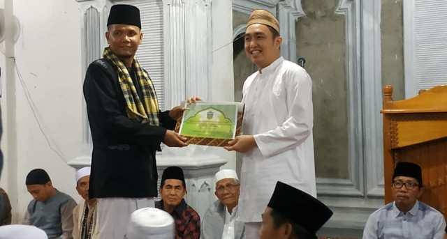 Photo of Safari Ramadhan Ke Masjid Tsamaratul Ihsan, Warga Apresiasi Kegiatan Pembangunan