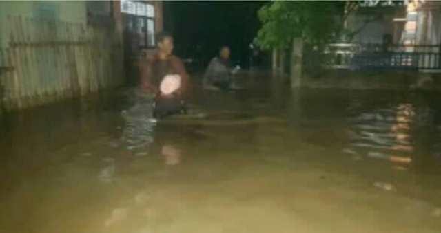 Banjir Bandang Hantam Siulak Kerinci