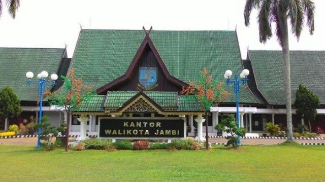 Kantor Wali Kota Jambi