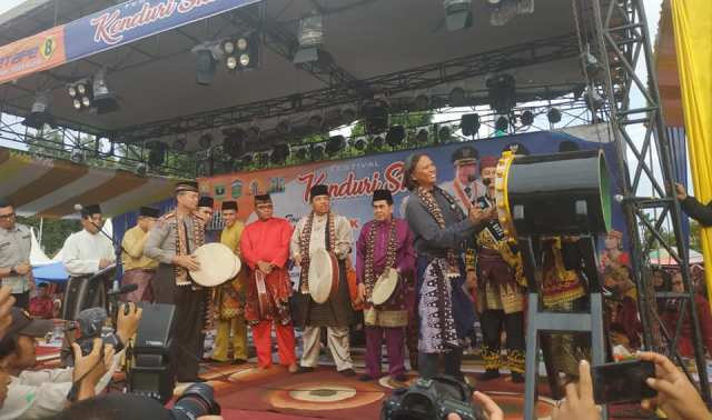 Photo of Festival Kenduri Sko Masuk 100 Besar Calender Of Event Kemenparekraf RI