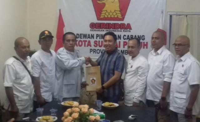 Photo of Setelah PPP, Fikar Juga Mendaftar di Gerindra