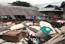 Photo of 15 Rumah dan Tiga Gereja Rusak Akibat Gempa Maluku Utara