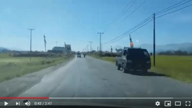 Photo of Video Jalur TdS Siulak – Semurup Kerinci Bergelombang dan Berlubang, Peserta Harus Hati-hati