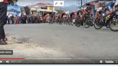 Photo of Video Momen TdS Etape 8 Sungai Penuh di Simpang Debai