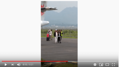 Photo of Video Ustad Abdul Somad Tiba di Bandara Depati Parbo Kerinci