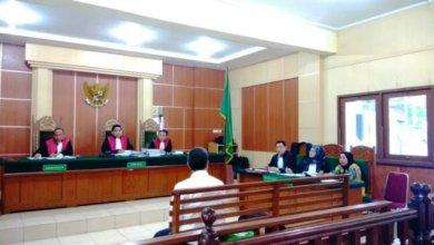 Photo of Kasus Korupsi Alkes Rizaldi Bos PT Raziyan Anugrah Farma Dituntut 18 Bulan Penjara