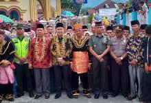 Photo of Hadiri Kenduri Sko Desa Koto Padang, Fikar Azami Disuguhkan Tari Batempo