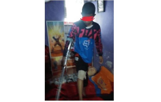 Photo of Sadis! Guru BK SMA 7 Kerinci Tendang 3 Siswa Hingga Tulang Lutut Lepas