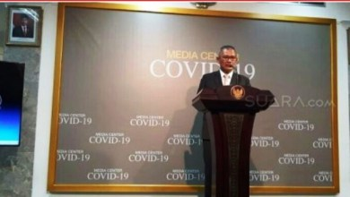 Photo of Achmad Yurianto Ingatkan Jangan Ada Diskriminasi Pada Pasien Corona Covid-19