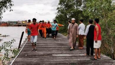Photo of Seorang Warga Kuala Tungkal yang Jatuh Tenggelam di Perairan Kuala Tengah Pulau Kijang Ditemukan Meninggal Dunia