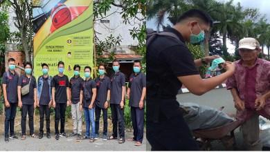 Photo of DEJ Convention Hall Bagikan Ribuan Masker Untuk Pedagang, Panti Asuhan Dan Tim Medis