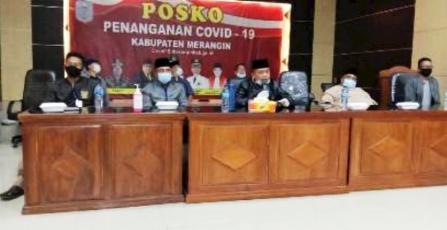 Photo of Data Desa dan Kelurahan 7 Pasien Positif Corona di Merangin